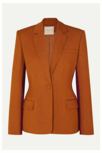 Roksanda - Loa Two-tone Twill Blazer - Orange