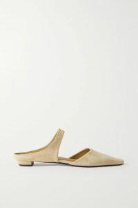 Oscar de la Renta - Embellished Tulle Gown - Black