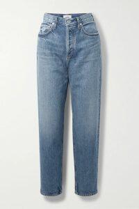 L.F.Markey - Julian Ribbed Cotton Sweater - Blue
