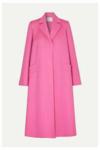 Carolina Herrera - Oversized Wool And Cashmere-blend Felt Coat - Pink