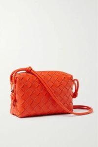 A.W.A.K.E. MODE - Doric Asymmetric Pleated Printed Faille Dress - White