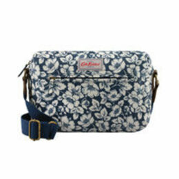 Didworth Flowers Double Zip Bag