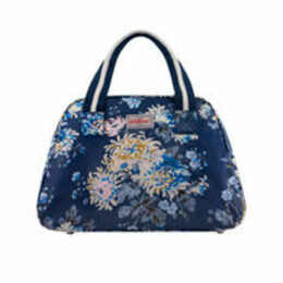York Flowers Overnight Bag