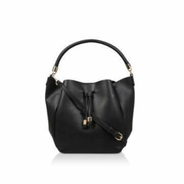 Aldo Proinia - Black Drawstring Bucket Bag