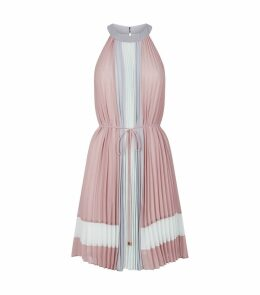 Pleated Lellian Dress