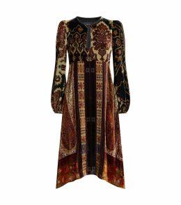 Devore Midi Dress
