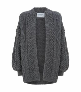 Wool Knitted Cardigan