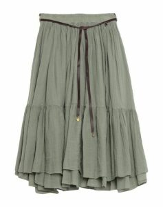 SOUVENIR SKIRTS 3/4 length skirts Women on YOOX.COM