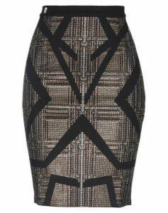 PHILIPP PLEIN SKIRTS Knee length skirts Women on YOOX.COM
