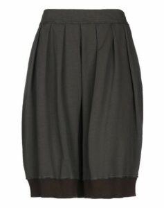 ADELBEL SKIRTS Knee length skirts Women on YOOX.COM