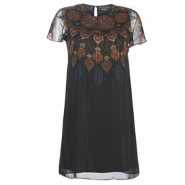 Desigual  MEXICAN  women's Dress in Black