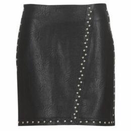 Morgan  JAIKA  women's Skirt in Black