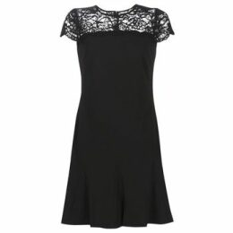Lauren Ralph Lauren  CALLY  women's Dress in Black