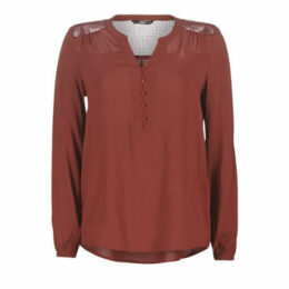 Only  ONLEDDIE  women's Blouse in Red