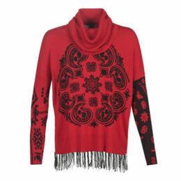 Desigual  PORTLAND  women's Sweater in Red