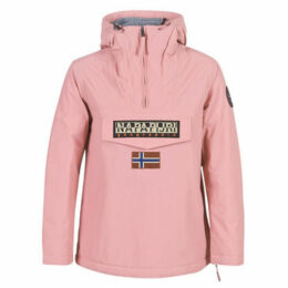 Napapijri  RAINFOREST WINTER  women's Parka in Pink