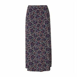 Yerse Matilda Midi Skirt, Multi