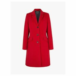 Four Seasons Slimline 3 Button City Coat