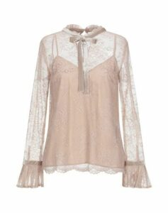 SCEE by TWINSET SHIRTS Blouses Women on YOOX.COM