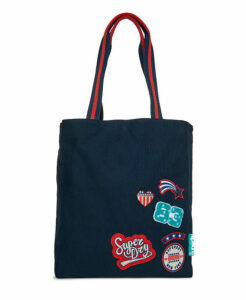 Superdry Pacific League Tote Bag