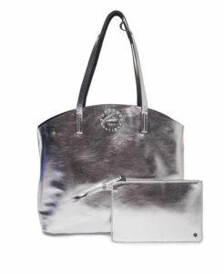 Superdry Blake Metallic Reversible Tote Bag