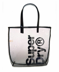 Superdry Mesh Tote Bag