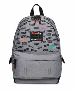 Superdry House All Over Print Montana Backpack