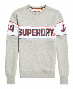 Superdry Retro Stripe Sweatshirt