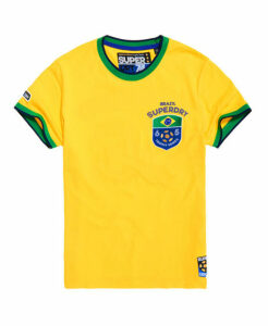 Superdry Brazil Trophy Series T-Shirt