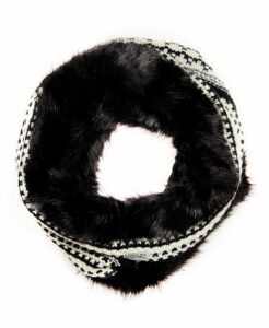 Superdry Nordic Faux Fur Snood