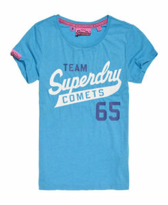 Superdry Comets Crack T-Shirt