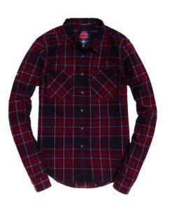 Superdry New Lumberjack Twill Shirt
