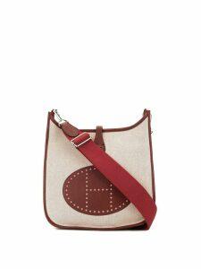 Hermès Pre-Owned Evelyne 3 PM shoulder bag - Red