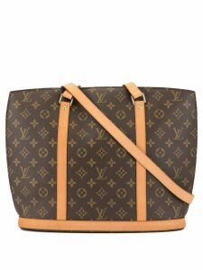 Louis Vuitton Pre-Owned 2002 Babylone tote bag - Brown