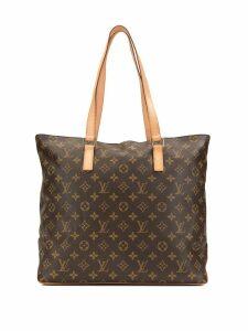 Louis Vuitton Pre-Owned Canvas Piano shoulder bag - Brown