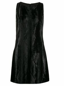 Versace Pre-Owned '1990s shift dress - Black