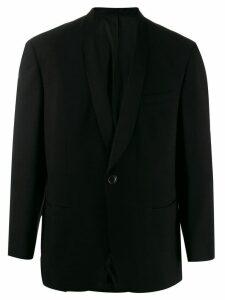 A.N.G.E.L.O. Vintage Cult 1970's shawl lapel blazer - Black
