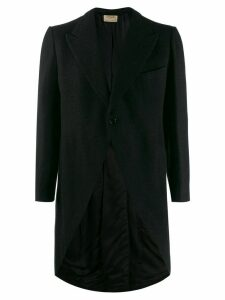 A.N.G.E.L.O. Vintage Cult 1950's notched tailcoat - Black