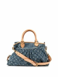 Louis Vuitton Pre-Owned Neo Cabby MM 2way bag - Blue