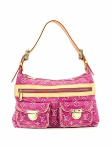 Louis Vuitton Pre-Owned Baggy PM shoulder bag - Pink
