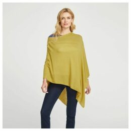 Chartreuse Poncho