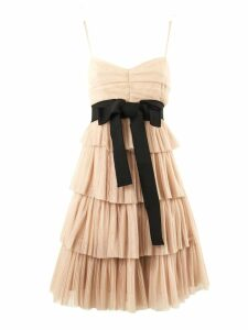 RED Valentino Pink Fabric Dress