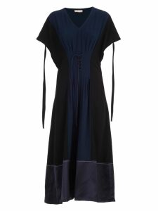 Marni Dress W/s Crepe Satin