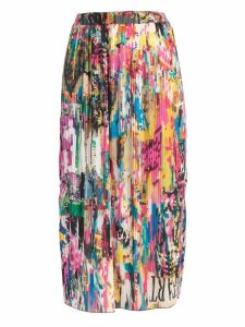 Ultrachic Skirt Plisse Georgette