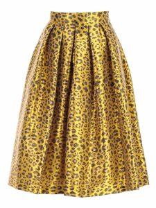 Ultrachic Skirt Longuette Animalier