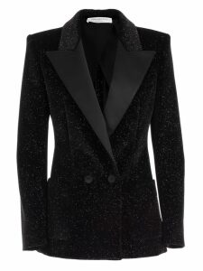 Philosophy di Lorenzo Serafini Blazer Double Breasted Velvet