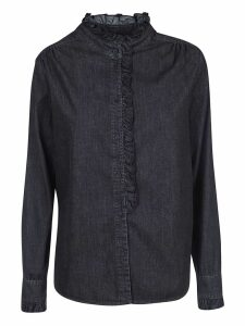 Dondup Ruffled Trim Shirt