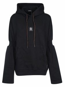 Marcelo Burlon Cross Over Hoodie