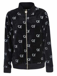 Chiara Ferragni Logo Allover Jacket
