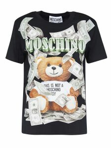 Moschino Money Print T-shirt